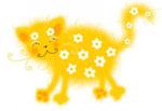 Аватар оранжевая кошка